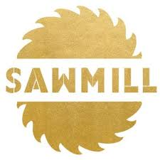 Logo for Sawmill Brewery