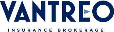 Logo for VANTREO Insurance Brokerage