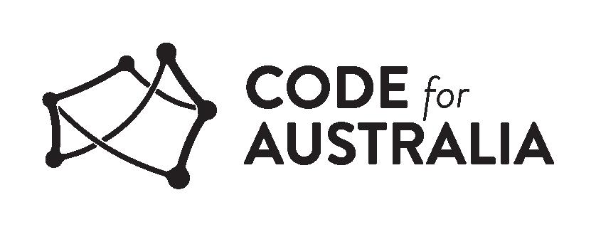 Logo for Code For Australia