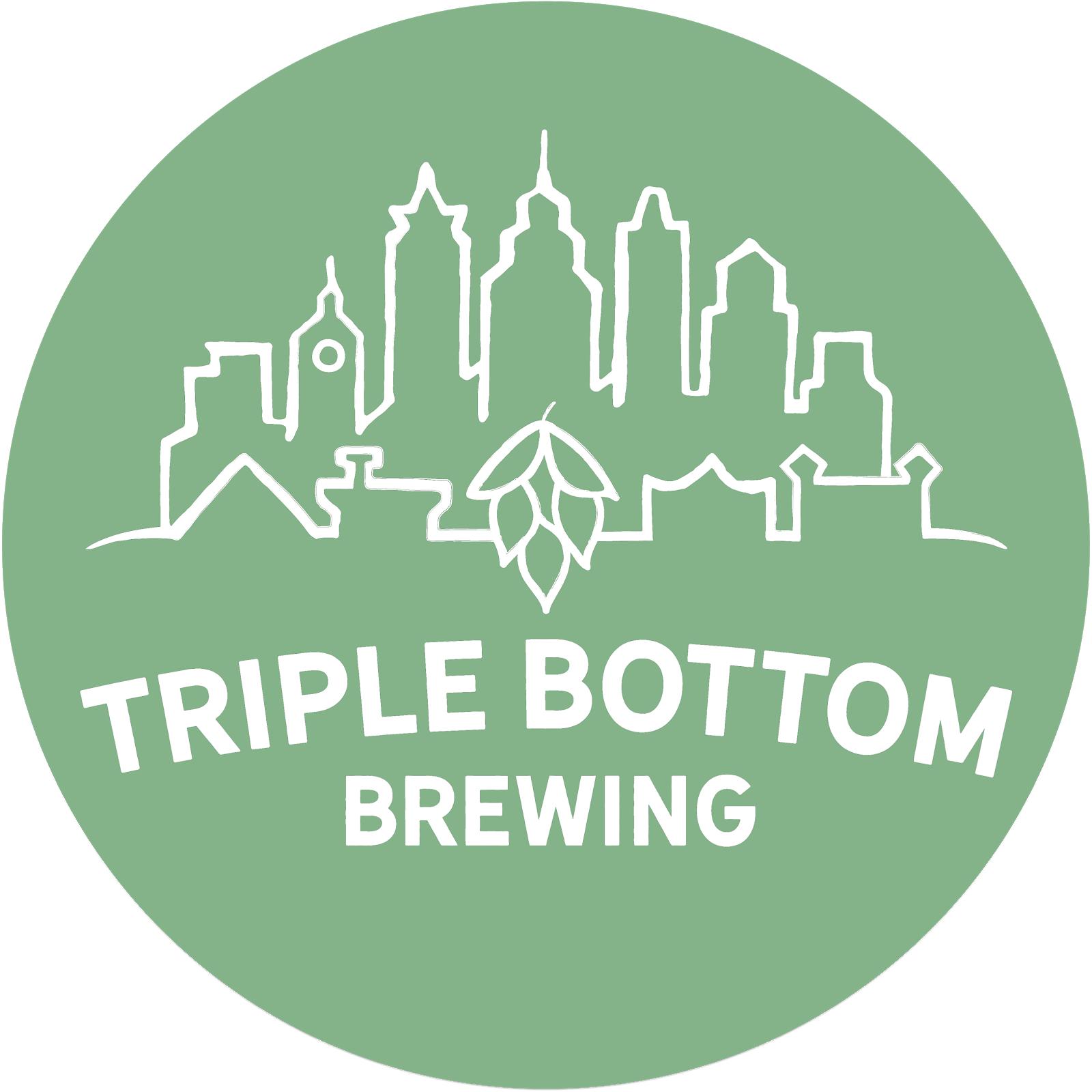 Logo for Triple Bottom Brewing