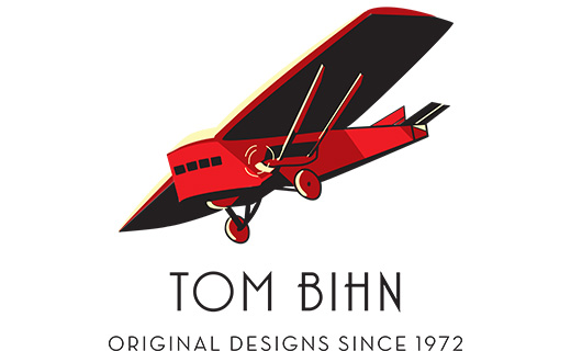 Logo for TOM BIHN