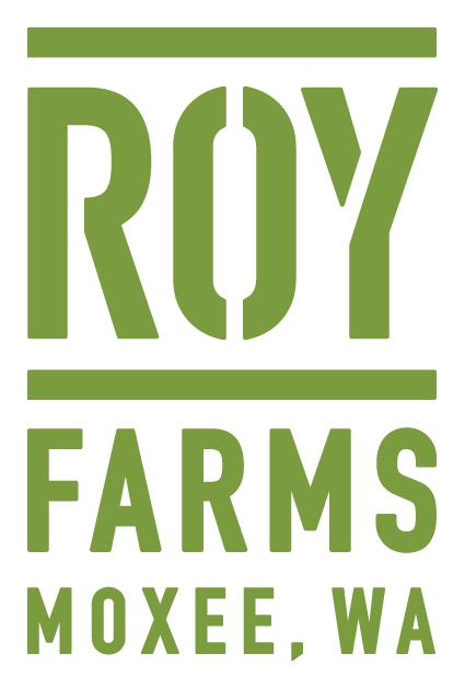 Logo for Roy Farms, SPC.