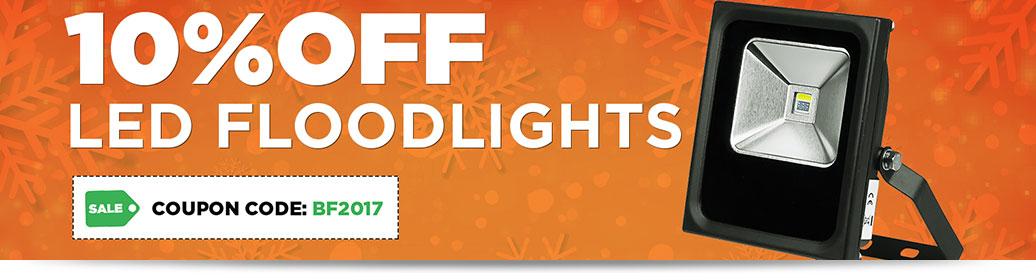 LED Flood Flights