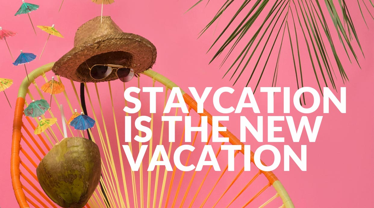 A staycation is the holiday you need. Book with BlackBook for rewards that convert to cash