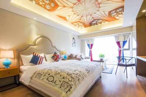 Mo Si Ka Boutique Apartment Xin Hui Zhan Center Branch