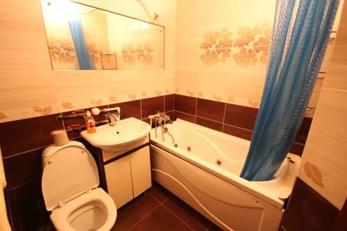 Apartments on Shchetinkina 34