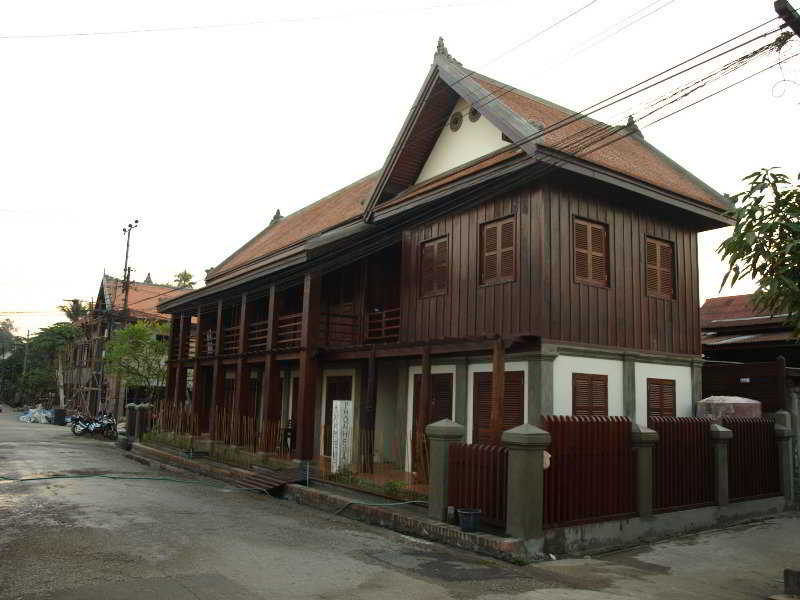 Ancient Luang Prabang Ban Phoneheuang