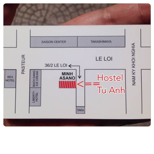 Hostel Tu Anh
