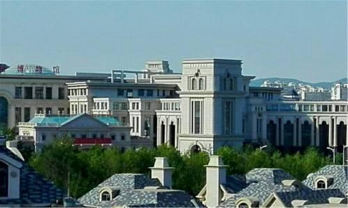 Dalian Jinshitan Haiweiyang Apartment Hotel