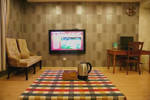 Tianjin Ruizhu Loft Business Apartment