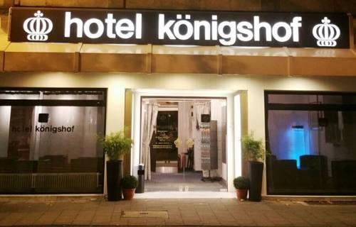 Hotel Konigshof The Arthouse