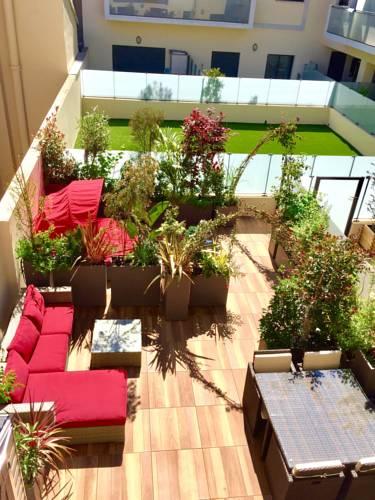Appartement Nice Centre Terrasse