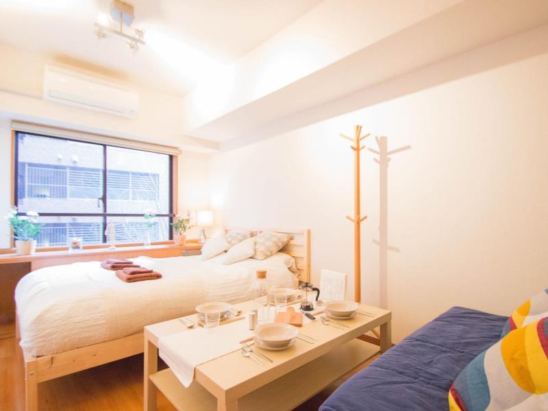 Studio Apartment Shinmido Shin Osaka