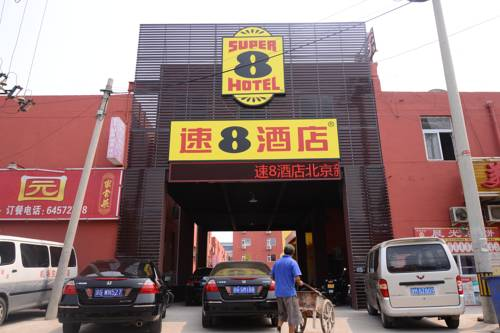 Super 8 Beijing New Exhibition Center