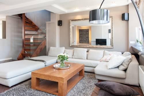 Luxury apartment at the Vondelpark