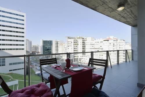 Malhoa Lisbon Apartment