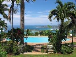 Inviting Caribbean Style 5 Br Villa Montego Bay Prj 1241
