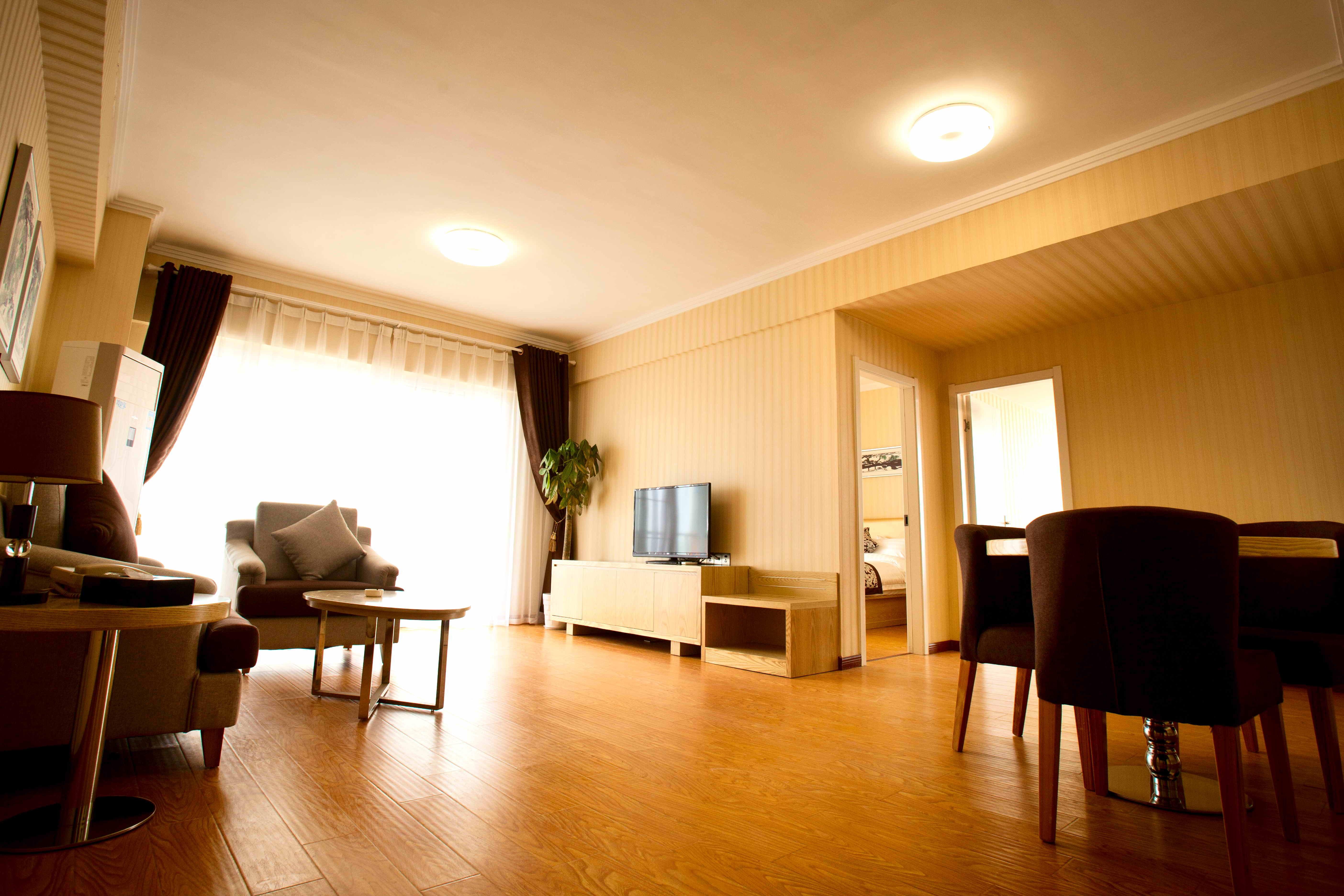 Yue Ju Apartment Hotel