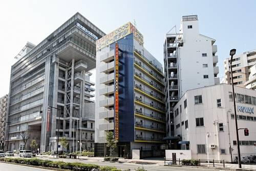 Super Hotel Jr Shin Osaka Higashiguchi