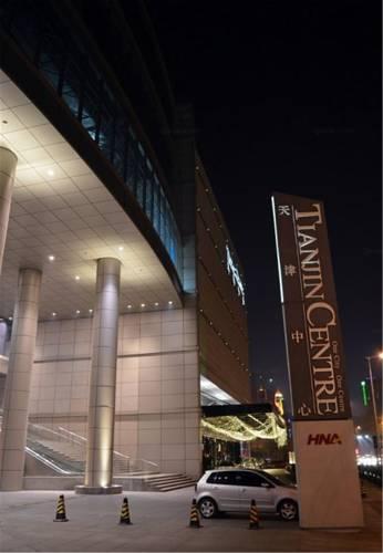 Tianjin Center Jiahao Boutique Apartment