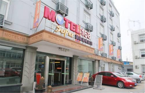 Motel Shanghai West Gaoke Road New International Expo Centre