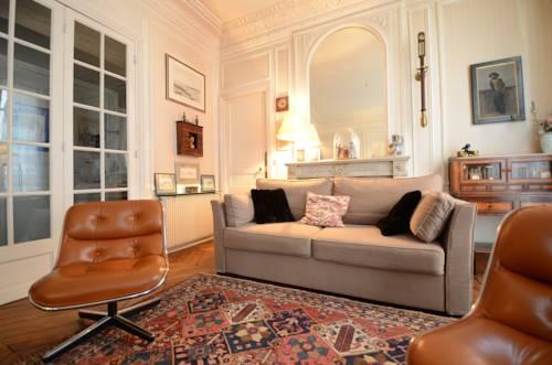 Saint Germain Montparnasse Apartment