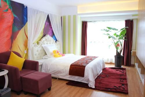 Xi'an Martin's Apartment