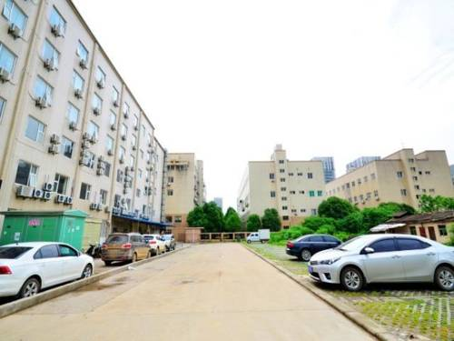 Jinjiang Inn Wuhan Optics Valley Avenue Gaoxiner Road