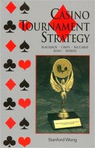 Casino tournament strategy