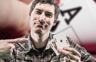 Job description of a blackjack player