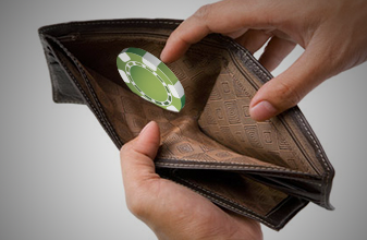 The give up wallet