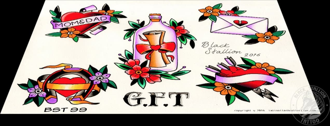 Purchase Tattoo Flash #99