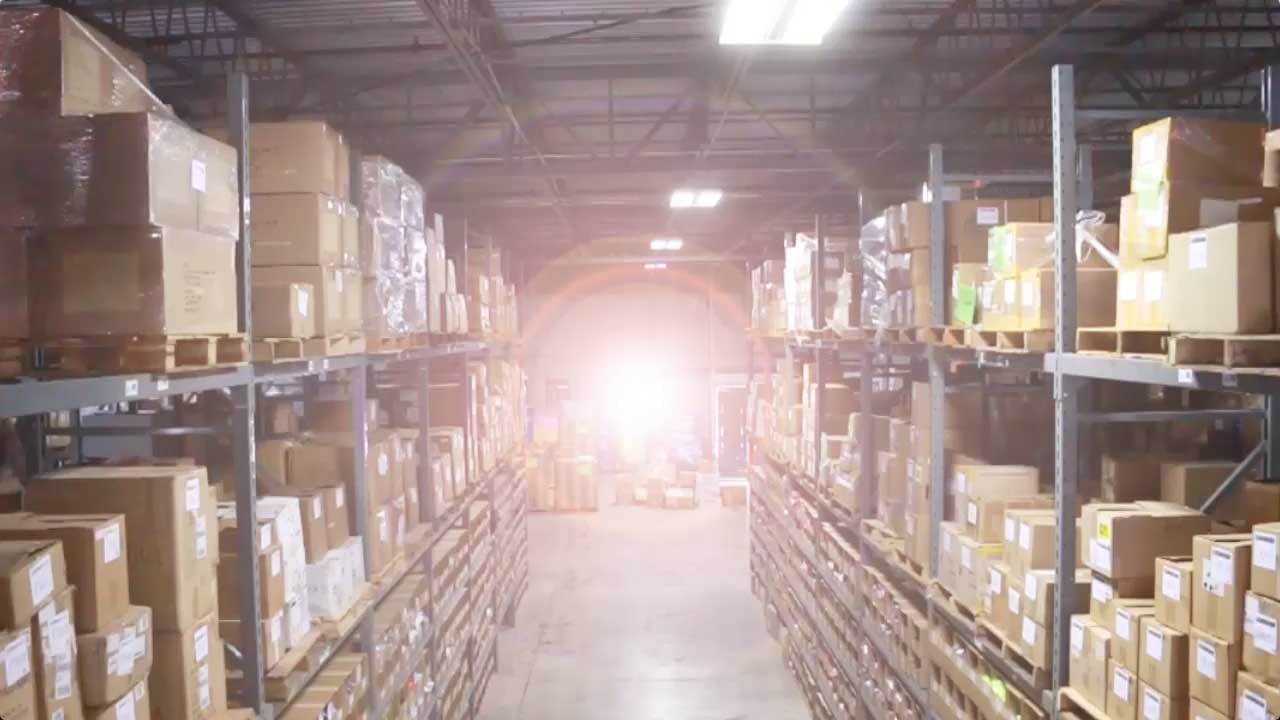 video-warehouse