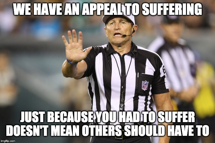 Appeal to Suffering