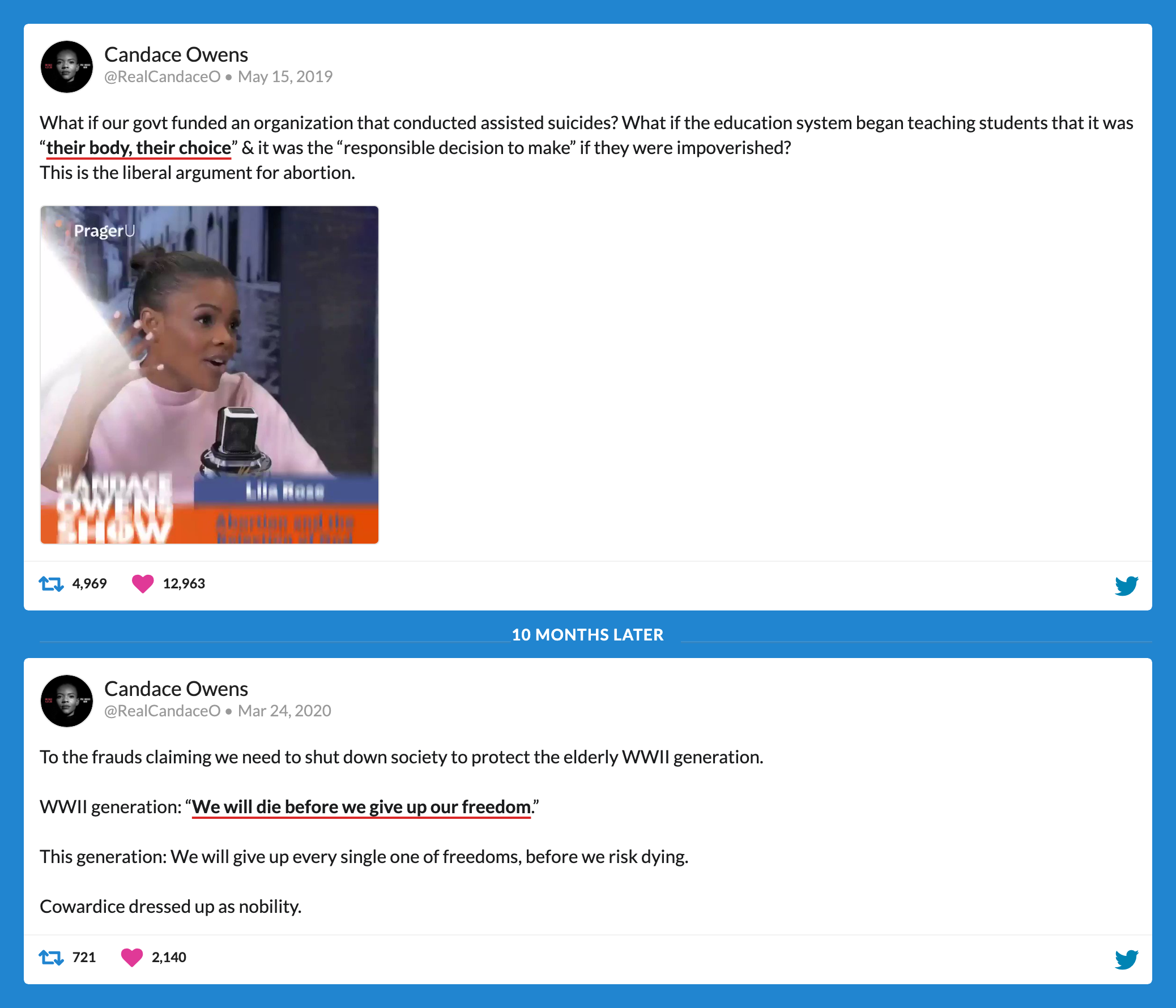 Doublethink by Candace Owens