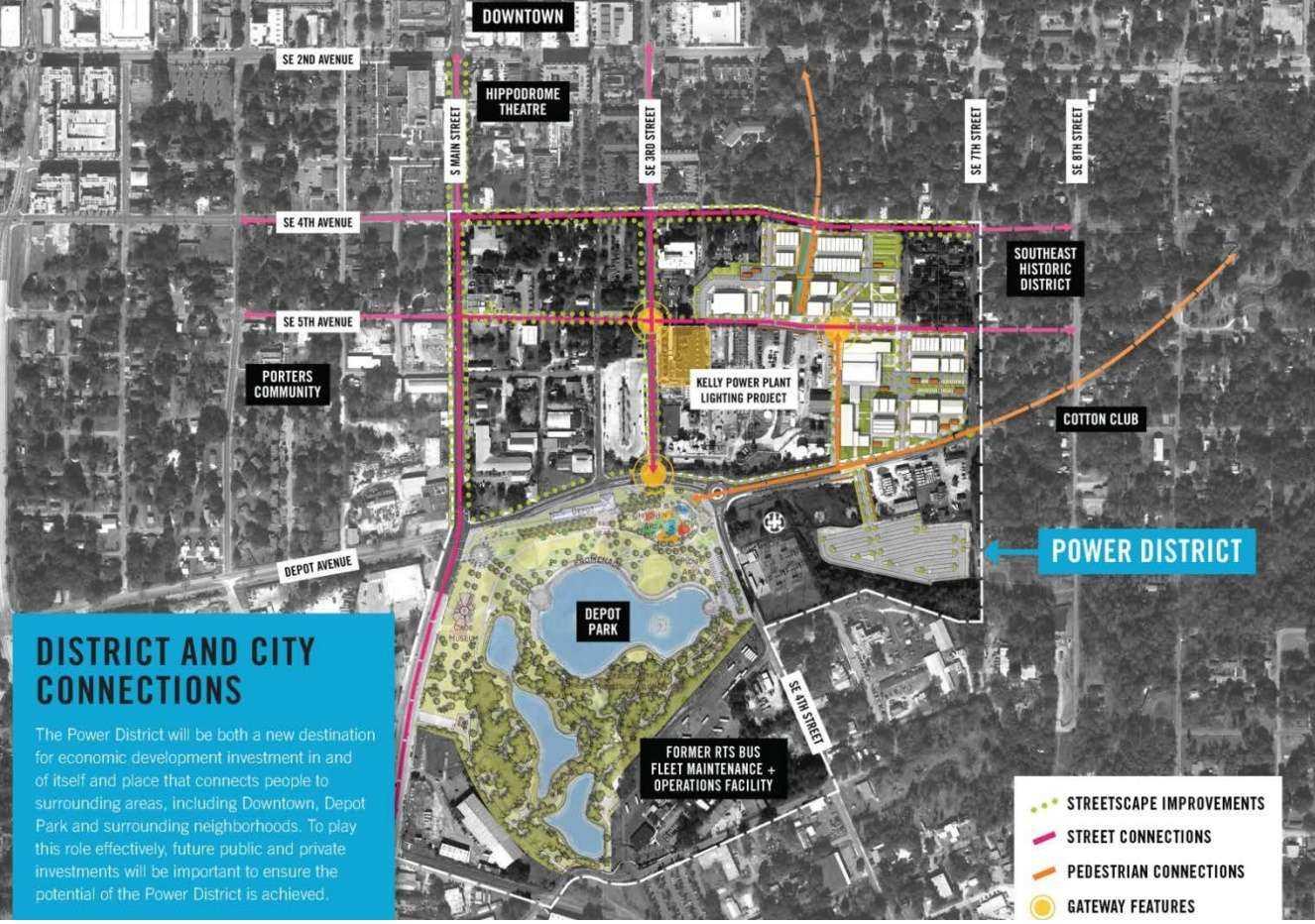 Brownfield Listings Power District Development RFQ Gainesville