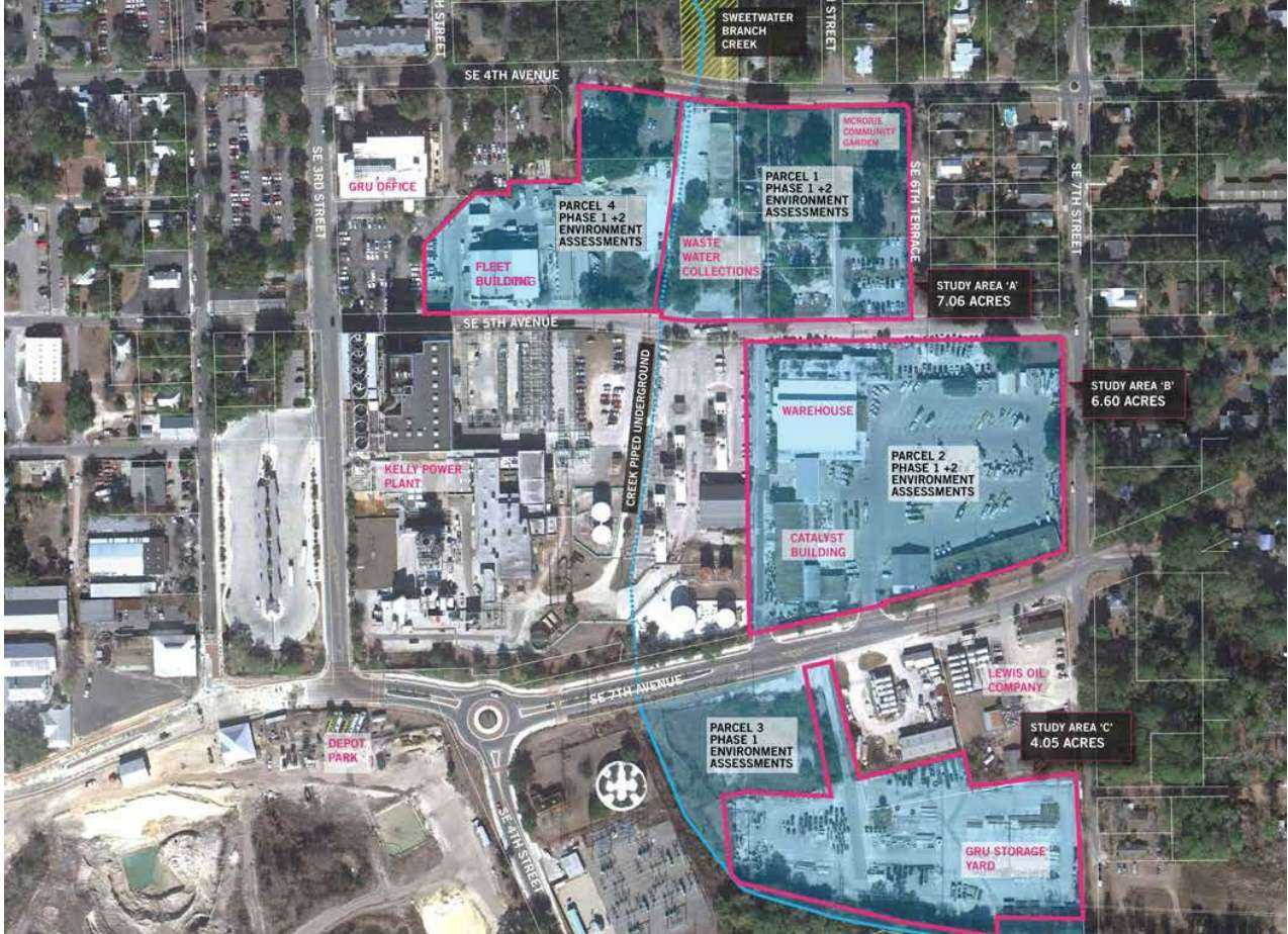 Brownfield Listings | Power District Development RFQ