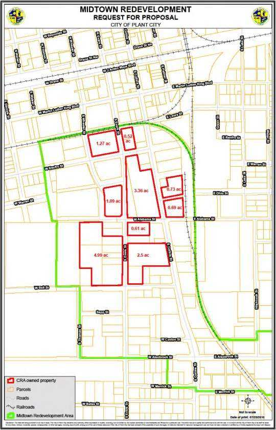 Brownfield Listings | Multiple, Plant City, FL 33563