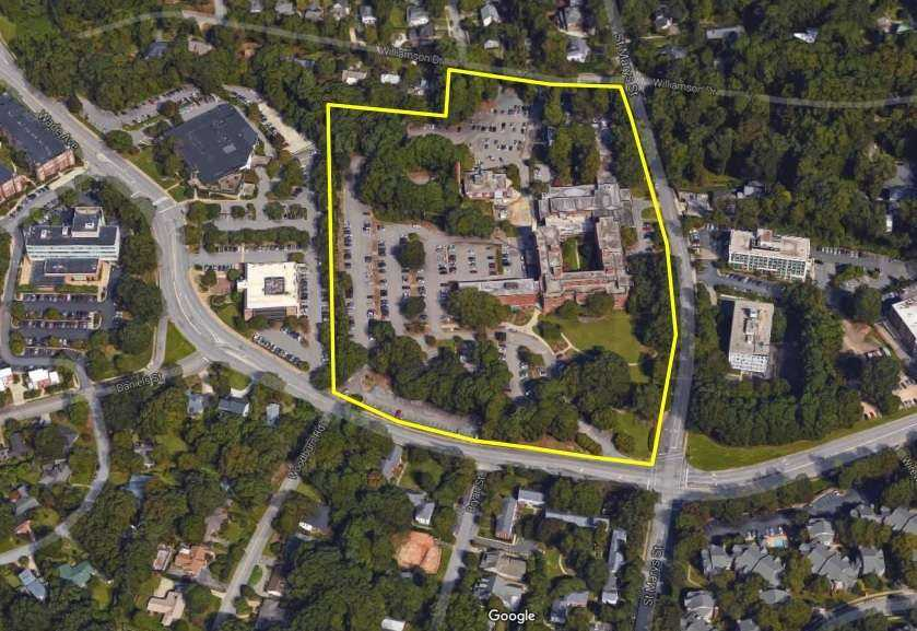 Brownfield Listings | 700 Wade Ave, Raleigh, NC 27605