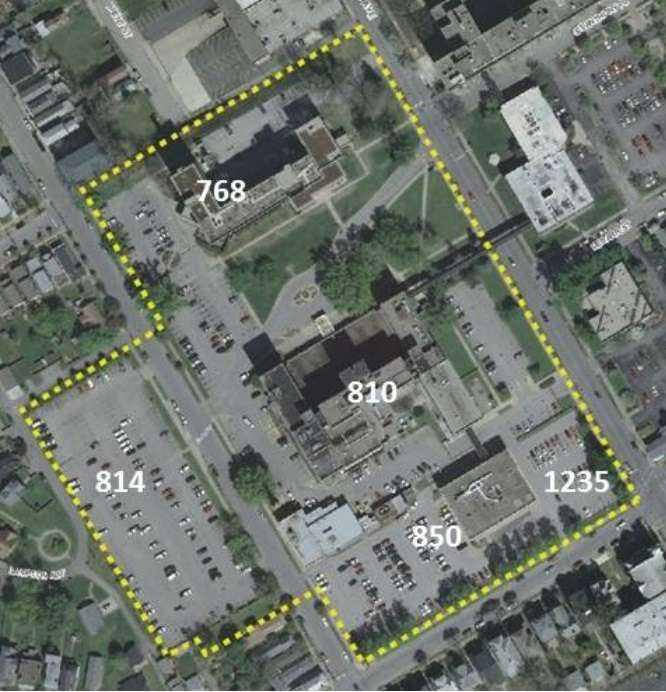 Brownfield Listings | 814 Vine Street, Louisville, KY 40204
