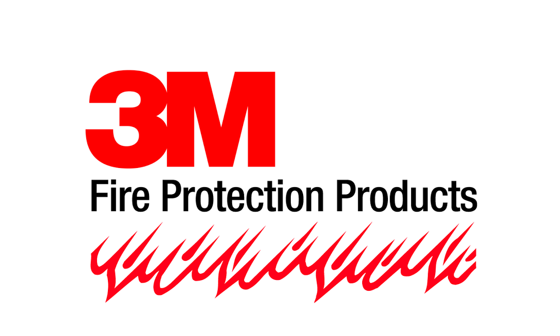 3m fire protection products logo