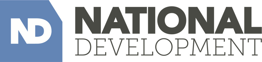 National development logo