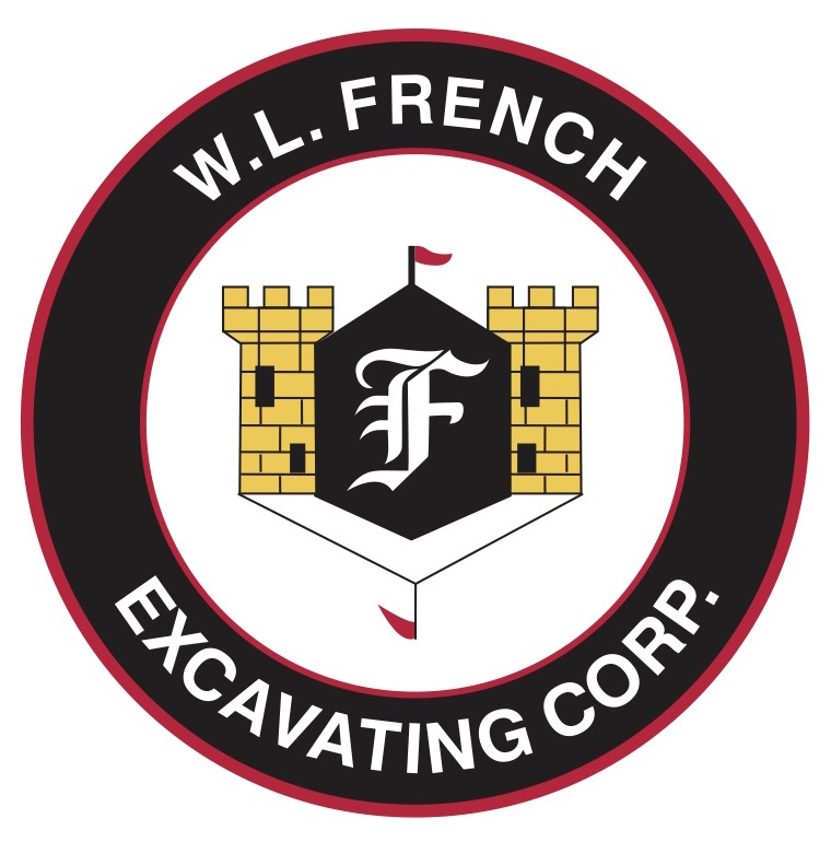 W l french excavating corporation construction site work north billerica boston ma