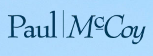 Paul mccoy logo
