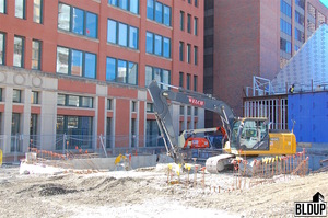 Block h seaport square parcel office building seaport boulevard south boston waterfront seaport district development boston global investors tishman construction 1