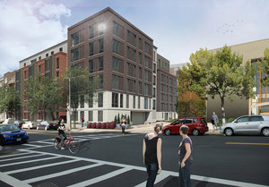 101 105 washington street brighton boston brookline development corporation rode architects residential retail