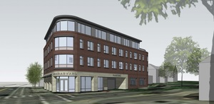 455 harvard street coolidge corner brookline apartments retail proposed building development the danesh group