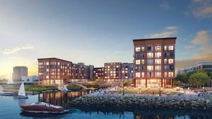 Slip65 luxury condos east boston waterfront