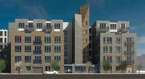 The ceinture 20 west 5th street south boston southie proposed residential development