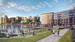 Slip65 condos east boston waterfront clippership wharf
